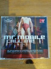 Mr Mobile - Call Me / Maxi-CD / Zustand Gut