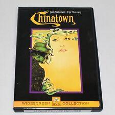 Chinatown 1974 Film Noir Classic Jack Nicholson Faye Dunaway Widescreen Dvd