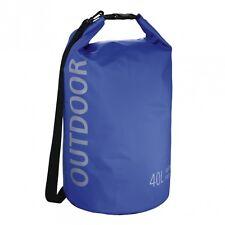 Hama Outdoor Bag 40L in Blue BNIB UK Stock