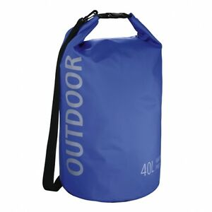 Hama Outdoor Bag 40L in Blue BNIB UK Stock