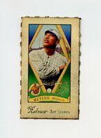 RARE HELMAR Baseball Card: #335 CHIEF MEYERS Brooklyn Dodgers SCARCE