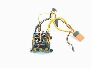 *NEW* SPMXSE1160 Spektrum Firma 160 Amp Brushless Smart ESC 3S-8S LOSI DBXL-E 2