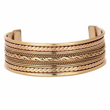 Therapy Healing Bangle Jewlry Gift Pain Relief Bracelet Cufflink Copper