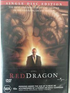 RED DRAGON DVD R 4