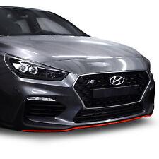 Alerón de Espada Hyundai I30N Neon Rojo Spoiler Lámina Accesorio Tuning D017