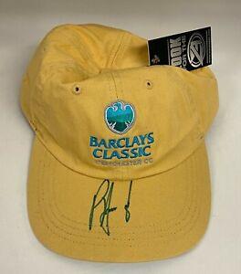 Padraig Harrington Signed Barclays Classic Golf Hat Cap Autographed AUTO JSA COA