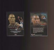 1998-99 NBA Hoops Pump Up the Jam #8PJ Shawn Kemp Cleveland Cavaliers
