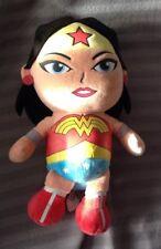 """12"""" Soft Plush  DC Wonder Woman DC Super Friends"""