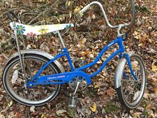Vintage Cycle Pro Kids Bike Tange, Ashtabula.Sekai,Suntour coaster brake, banana