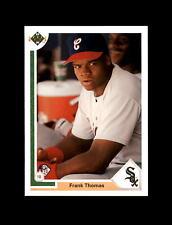 1991 Upper Deck Baseball #246 Frank Thomas (White Sox) MINT