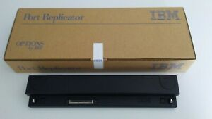 IBM THINKPAD 560 PORT REPLICATOR *New*  ID# 46H4209 *SEALED BOX* laptop docking