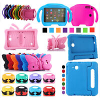 """7"""" 8"""" Kids Shockproof EVA Foam Case Cover for Samsung Galaxy Tab 3 4 A E Tablet"""