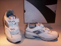 Scarpe ginnastica sneakers Diadora bimbo bambino sportive pelle bianche 29 35