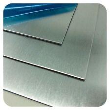 Aluminium Blech 1000x300x1mm AlMg3 Alu Zuschnitt Blechstreifen Alublech
