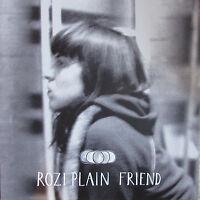 Rozi Plain – Friend Vinyl LP Lost Map Records 2015 NEW