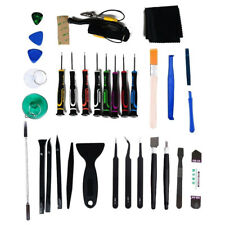 34 pcs Universal Screen Removal Opening Repair Tool Kit Pry for iPhone V6G3 H4T5