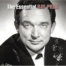 RAY PRICE (ESSENTIAL - GREATEST HITS 2CD SET SEALED + FREE POST)