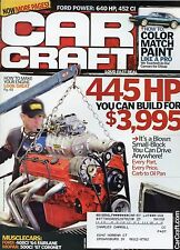 Car Craft Magazine June 2006 Ford Power / How To Color Match Paint