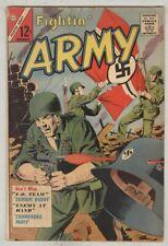 Fightin' Army #60 November 1964 VG