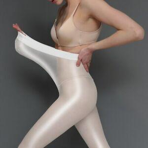 Summer Women Tight Sexy Female Silk Lingerie Tights Nylon Light Oil Stockings