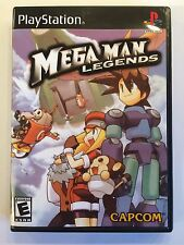 Megaman Legends - Playstation - Replacement Case - No Game