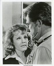 SHEILA SULLIVAN ROBERT CULP HOUSTON WE'VE GOT A PROBLEM ORIG 1971 ABC TV PHOTO