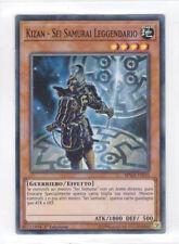Yu-Gi-Oh Kizan - Sei Samurai Leggendario SPWA-IT010 Super Rara Ita