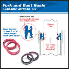 Montesa 315R 97-04, 4RT 05-07 - Fork and Dust Seal Kit