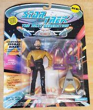 Lt. Thomas Riker STAR TREK The Next Generation Playmates 1994 Sealed NEW