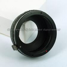 EOS-N1 Adapter Ring For Canon EF EF-S Mount Lens to Nikon 1 Camera J4 J5 V3 V5