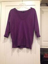 Gorgeous Purple Knit Jumper 10