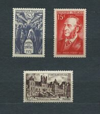 FRANCE - 1951 YT 878 à 880 - TIMBRES NEUFS** MNH LUXE