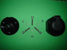 Towing Towbar Socket 12N 7 pin Kit Sockets Seal and Stainless Fixings Caravan