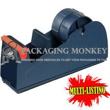 More details for 50mm metal bench tabletop desktop packing tape dispenser gun bd50