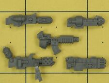 Warhammer 40K Space Marines Tactical Squad Combi Weapon Parts