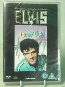 DeAgostini Elvis Presley CLAMBAKE DVD SEALED