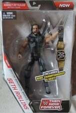 WWE Then Now Forever Action Figure - Seth Rollins Neu/ovp