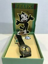 felix the cat Classic Felix fossil watch with Certificate of Authenticity