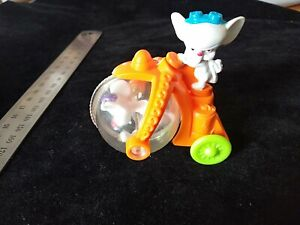 McDonald's Animaniacs Pinky And The Brain Mobile 1993 Happy Meal Toy rare