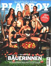 Playboy 11/2012  Clivia Treidl, Dominique Regatschnig