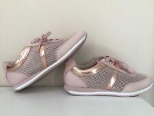 NIB Women's Michael Kors Maggie Trainer Mesh sneakers