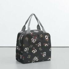 Unisex Student Kid Picnic Lunch Insulated Bag Makeup Bags Wash Bag Women Handbag