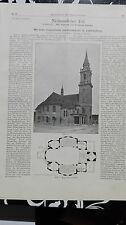 1903 53n Ludwigsburg Garnisonskirche