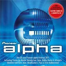 Pioneer Alpha Festival 2CD - NEUWERTIG - TRANCE HARD TRANCE ELECTRO