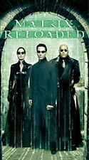 The Matrix Reloaded VHS New, Sealed!