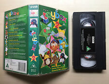 BBC - TOYBOX 2 - NODDY, FIREMAM SAM, PINGU, OAKIE DOKE, WILLIAM - VHS VIDEO