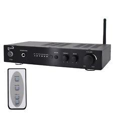 Dynavox TV-50 digitaler & analoger Verstärker, mit DAC für TV & Co. Bluetooth