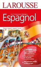 dictionnaire Larousse poche plus espagnol Collectif Neuf Livre