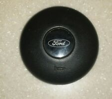Ford Courier steering wheel horn button BLACK 1977-1981 SPORT MODEL NICE USED