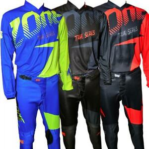NEW 2021 ZONE RACING PRO Trials Shirt In 3 Colours